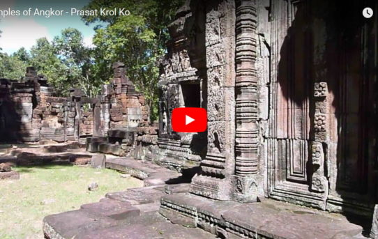 Preah Krol Ko (Temple of the Cow Corral)