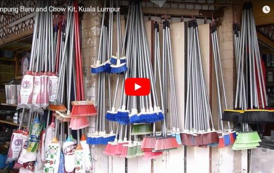 A walk through Kampung Baru and Chow Kit, Kuala Lumpur - Malaysia
