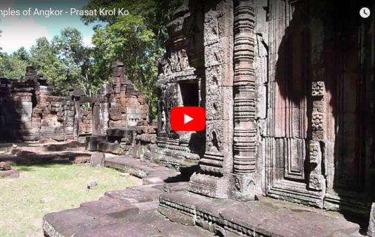 Preah Krol Ko (Temple of the Cow Corral)