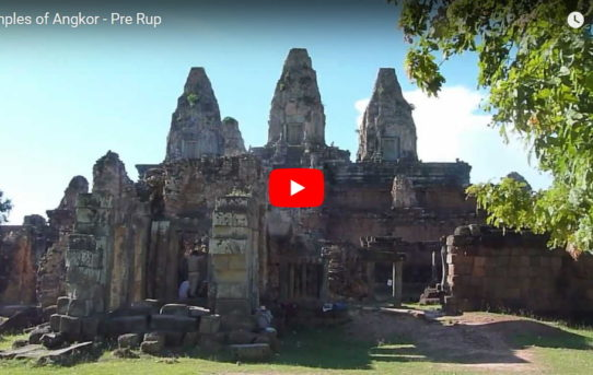 Pre Rup - a 10th century Khmer crematorium?